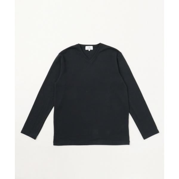 【キングサイズ】テンセルダブルフェイス カットソー/カルバン・クライン メン(Calvin Klein men)