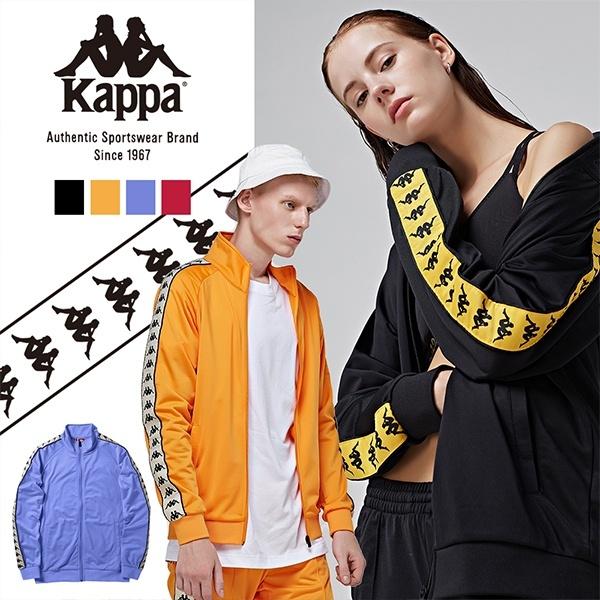 【kappa banda】ニットジャケット/カッパ バンダ(KAPPA BANDA)
