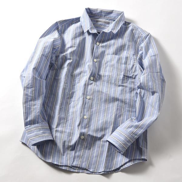 SU: スタンドワイヤー ドビーシャツ/シップス(メンズ)(SHIPS)