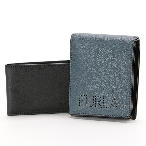 ユリッセ バイフォールド コインケース DUO/フルラ(FURLA)