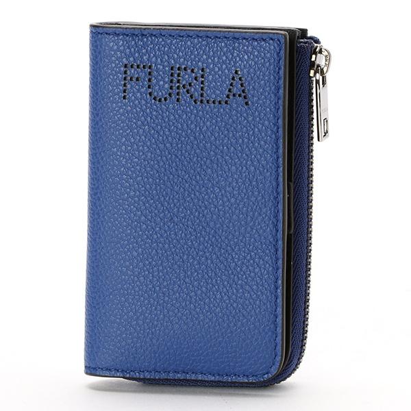 ユリッセ Lジップ キーケース/フルラ(FURLA)