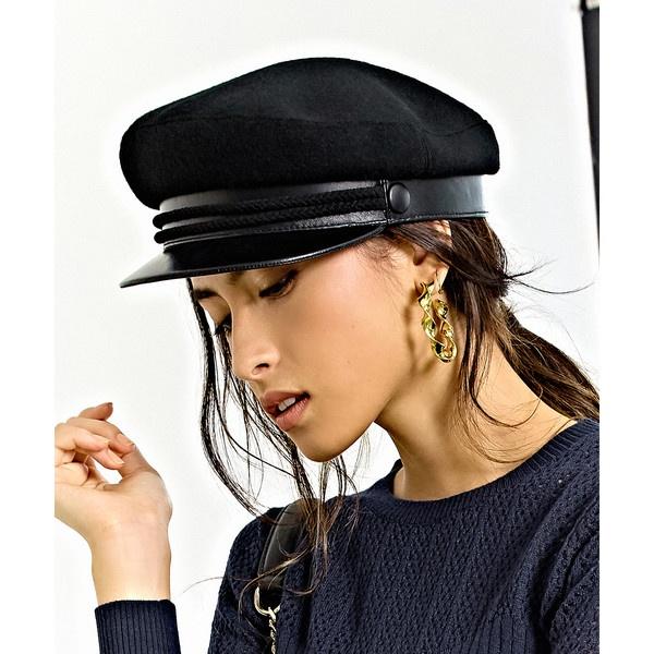 DON PARIS SAILOR CAP / ドン パリ / キャスケット / ハット/ジュエルチェンジズ(Jewel Changes)