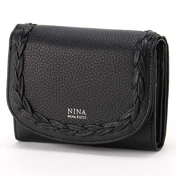 リール 二つ折り財布/ニナ・ニナ リッチ(NINA NINA RICCI)
