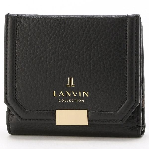 クゥ 二つ折り財布/ランバンコレクション(ウォレット)(LANVIN COLLECTION)