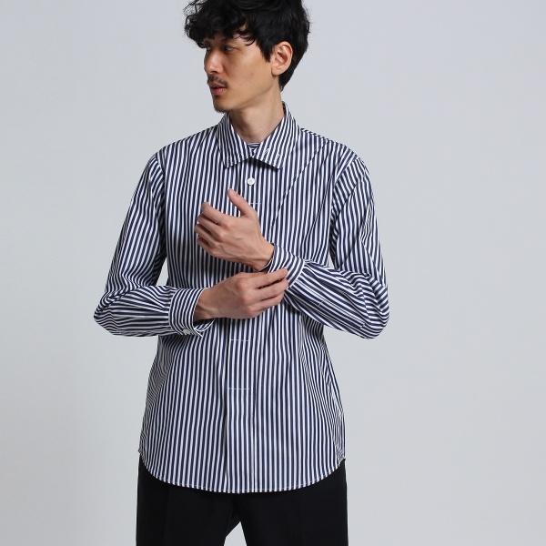 Mシャツ(トーマスメイソン ストライプ シャツ[ メンズ シャツ ])/タケオキクチ(TAKEO KIKUCHI)