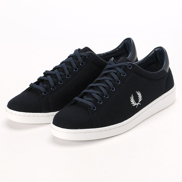 【18AW】BREAUX WOOL/フレッドペリー(メンズ)(FRED PERRY)