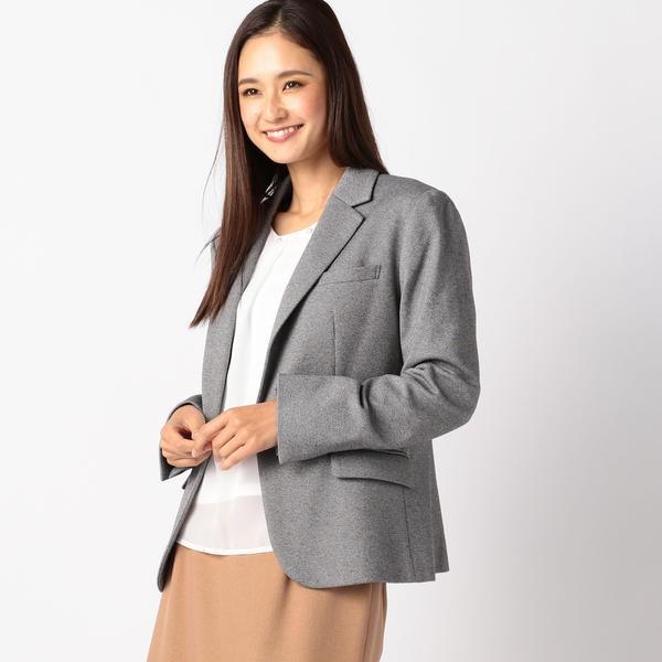 SETUP3洗えるテーラードジャケット/ミューズ リファインド クローズ(MEW'S REFINED CLOTHES)