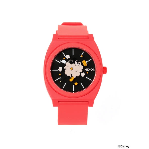 NIXON × MICKEY MOUSE / 'Dust Up' THE TIME TELLER P/ビームス(BEAMS)
