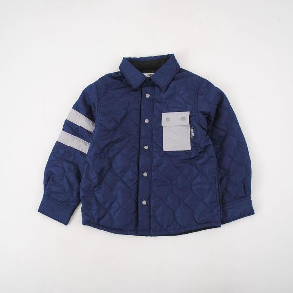 タフタキルトシャツ(110cm~130cm)/ワスク(WASK)