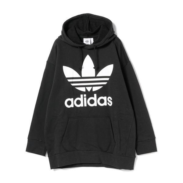 adidas / Trefoil oversized hoodie/ビームス(BEAMS)