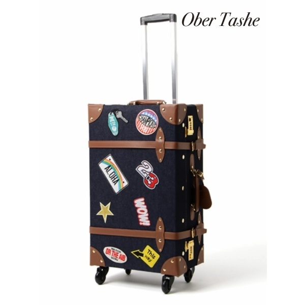 ワッペンキャリーケース大/オーバータッシェ(NEW)(Ober Tashe)
