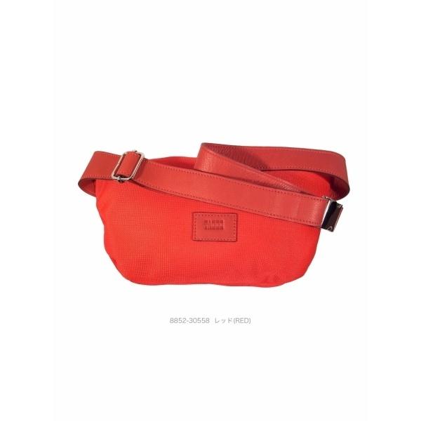 【tacco・イタリア製・撥水性も備えたスポーティーモダンなミニバッグ】 ユニセックスミニバッグ/タッコ(tacco)