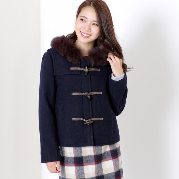 トグルダッフルショートコート/ミューズ リファインド クローズ(MEW'S REFINED CLOTHES)