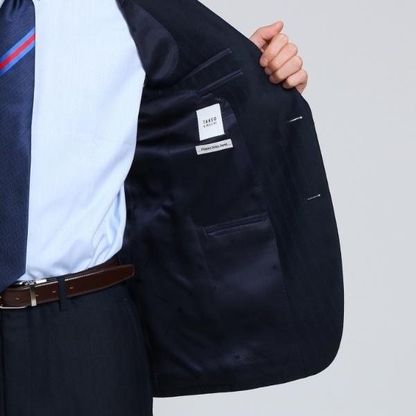 Mスーツ(【PNJ】千本格子 2Bスーツ[ メンズ スーツ ])/タケオキクチ(TAKEO KIKUCHI)