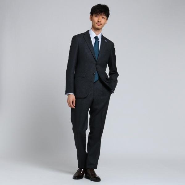 Mスーツ(【PNJ】番千鳥 2Bスーツ[ メンズ スーツ ])/タケオキクチ(TAKEO KIKUCHI)