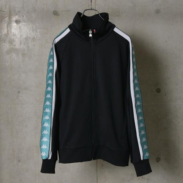 KAPPA BANDA: ジャージージャケット/シップス ジェットブルー(SHIPS JET BLUE)