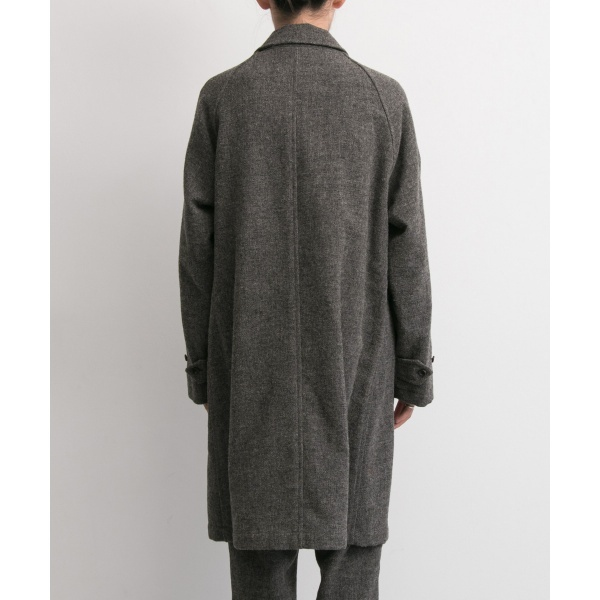 メンズコート FREEMANS SPORTING CLUB JP TWEED OVER COATアーバンリサーチ メンズN0wPnX8Ok