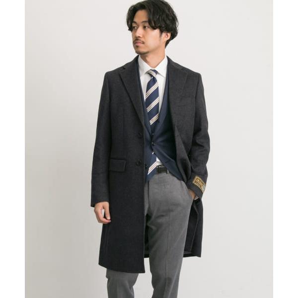メンズMコート(URBAN RESEARCH RESEARCH) Tailor ウールカシミヤチェスターコート)/アーバンリサーチ(メンズ)(URBAN Tailor RESEARCH RESEARCH), 田子の月:e5001d07 --- officewill.xsrv.jp