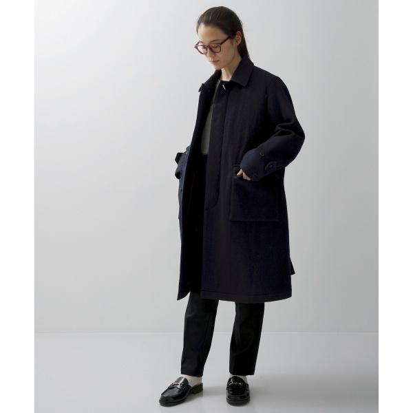 レディスコート(UNIFY Bal collar coat)/アーバンリサーチ ドアーズ(レディース)(URBAN RESEARCH DOORS)