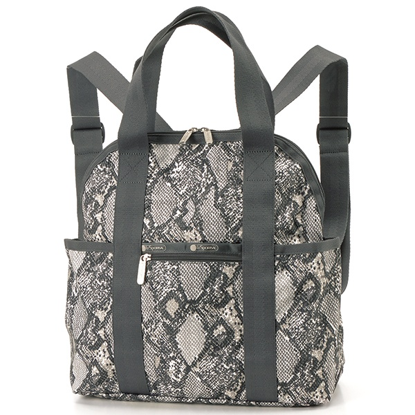 DOUBLE TROUBLE BACKPACK/チャザラ/レスポートサック(LeSportsac)