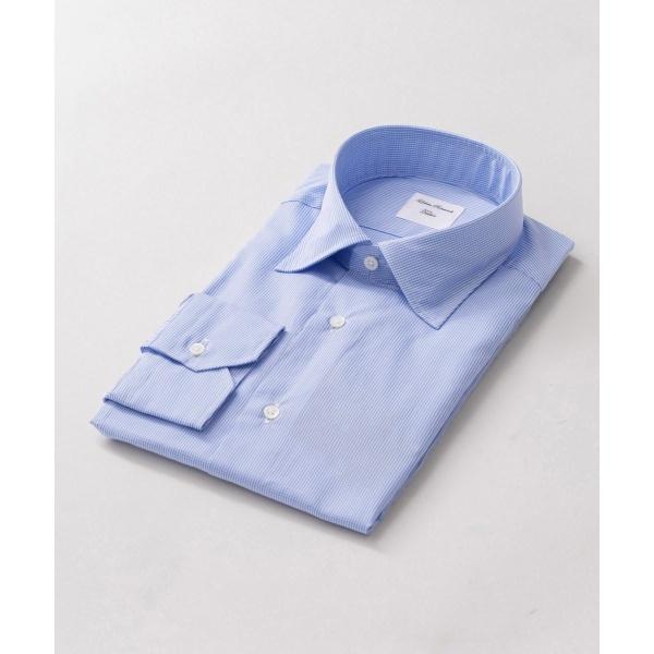 メンズシャツ(URBAN RESEARCH Tailor セミワイドギンガムチェックシャツ)/アーバンリサーチ(メンズ)(URBAN RESEARCH)