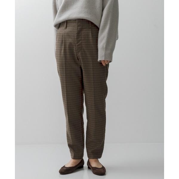レディスパンツ(UNIFY Tepered Trousers)/アーバンリサーチ ドアーズ(レディース)(URBAN RESEARCH DOORS)