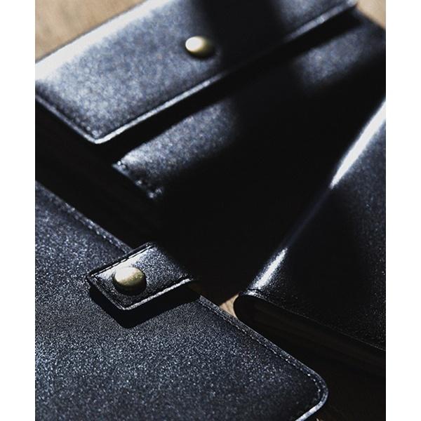 【カタログ掲載】オリジナルレザー 三つ折りウォレット / 財布/ジェイ・プレス メン(J.PRESS MEN)
