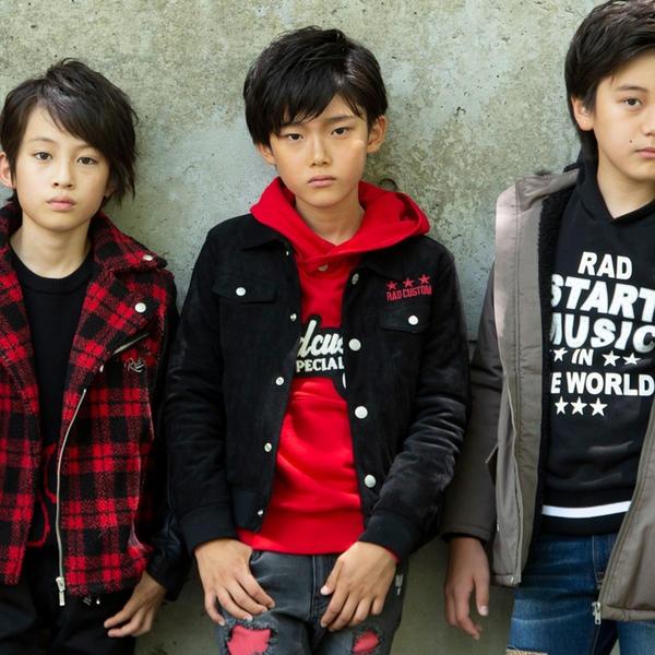 【カタログ掲載】ポリエステルスエードショートジャケット/ラッドカスタム(RAD CUSTOM)