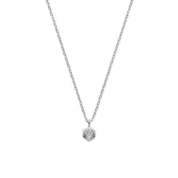 シルバー925 TOOLS ダイヤモンド0.03ct ネックレス/LAH(LAH)