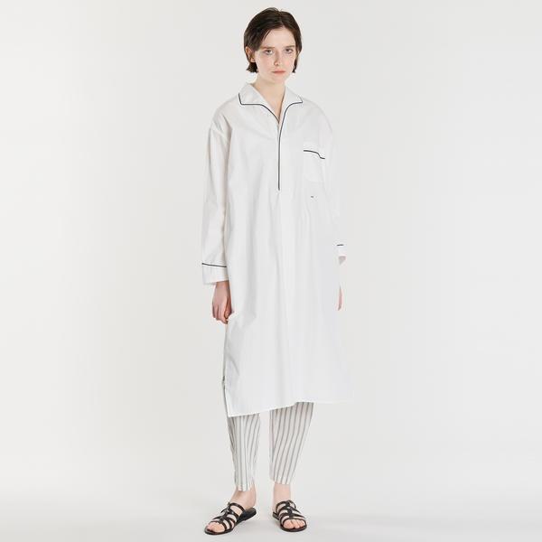 【Gymphlex】パジャマシャツドレス HGL WOMEN/ビショップ(レディース)(Bshop)