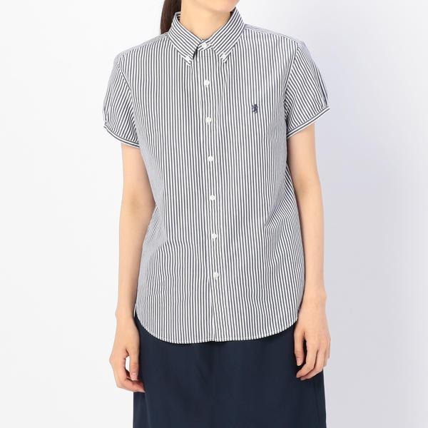 【Gymphlex】パフスリーブボタンダウンシャツ TSS WOMEN/ビショップ(レディース)(Bshop)