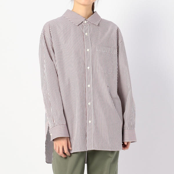 【Gymphlex】オーバーサイズシャツ NTS WOMEN/ビショップ(レディース)(Bshop)
