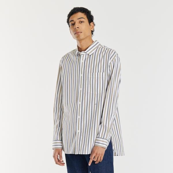 【Gymphlex】オーバーサイズシャツ MUP MEN/ビショップ(メンズ)(Bshop)