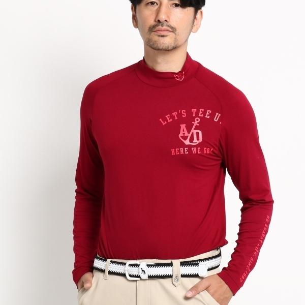 【爆売り!】 ラグランMTシャツ(ハイネック ラグラン メンズ)/アダバット(メンズ)(adabat(Mens)), ゲートサービス:a5c71653 --- business.personalco5.dominiotemporario.com