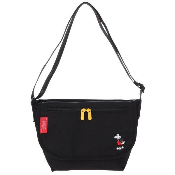 ■MP×ミッキーCasual Messenger Bag M/グリーンパークス(Green Parks)