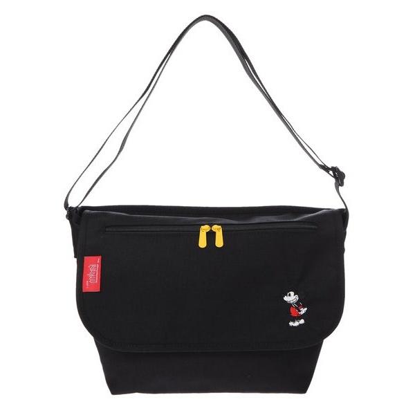■MP×ミッキーCasual Messenger Bag L/グリーンパークス(Green Parks)