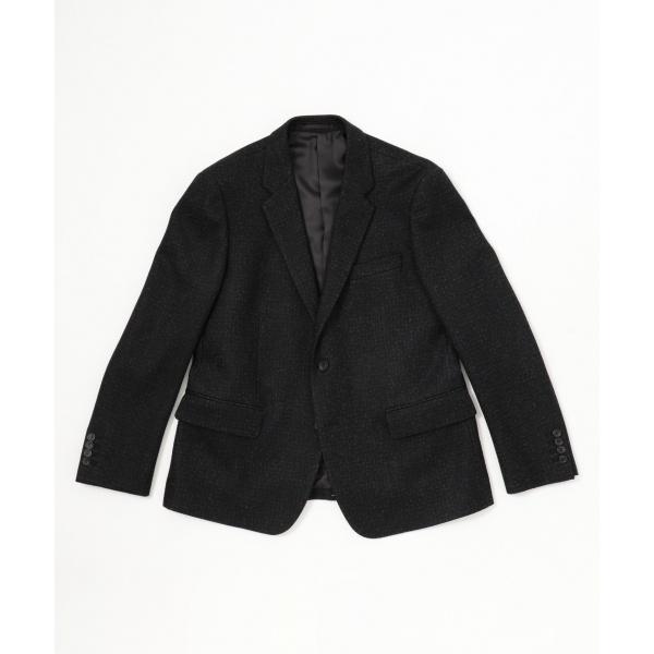 【キングサイズ】グラニテラッセルマイクロチェック ジャケット/カルバン・クライン メン(Calvin Klein men)