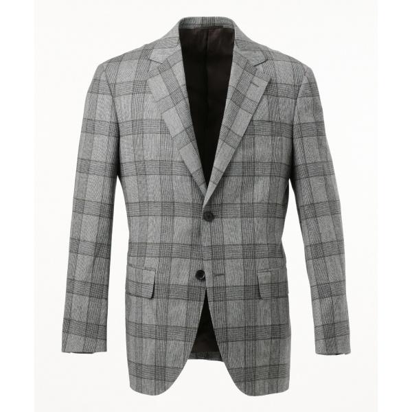 【GUABELLO MOTION】グレナカートチェック スーツ/ジェイ・プレス メン(J.PRESS MEN)