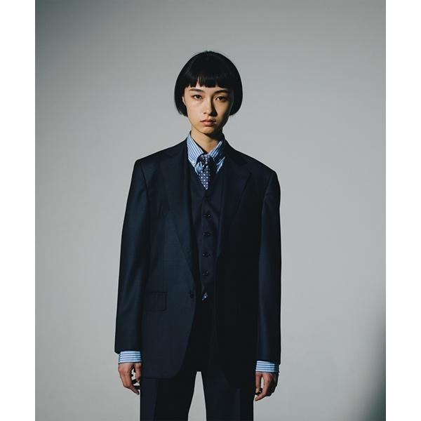 【DORMEUIL AMADEUS】シャークスキン スーツ/ジェイ・プレス メン(J.PRESS MEN)