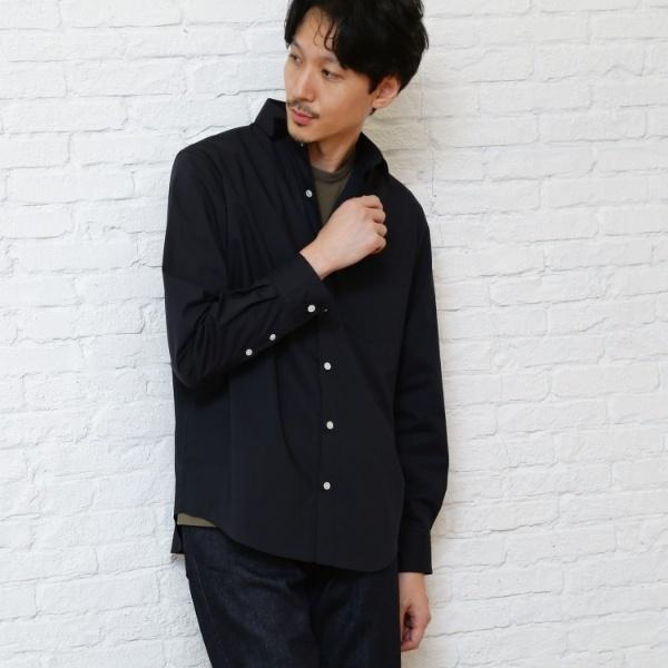Mシャツ(【WEB限定】ドライストレッチシャツ[ メンズ シャツ 日本製 乾きやすい ])/タケオキクチ(TAKEO KIKUCHI)