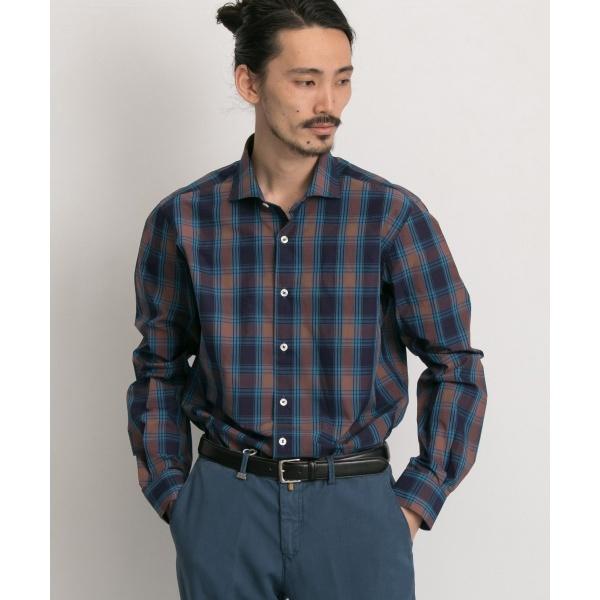 メンズシャツ(URBAN RESEARCH Tailor barbatiチェックシャツ)/アーバンリサーチ(メンズ)(URBAN RESEARCH)