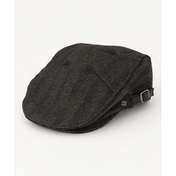 【Made in Japan】ウォッシャブルツィード ハンチング帽/ジョセフ アブード(JOSEPH ABBOUD)