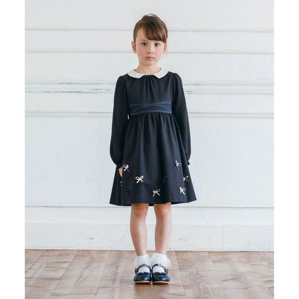 【KIDS】プリムジャージー ワンピース/トッカ バンビーニ(TOCCA BAMBINI)
