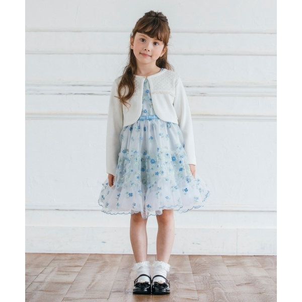 【KIDS】SpringGarden ワンピース/トッカ バンビーニ(TOCCA BAMBINI)