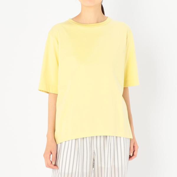 【unfil】スビンコットンTシャツ WOMEN/ビショップ(レディース)(Bshop)