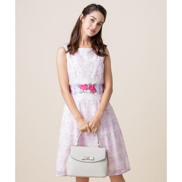 【WEB限定カラー有】FLORAL BOUQUET ドレス/トッカ(TOCCA)