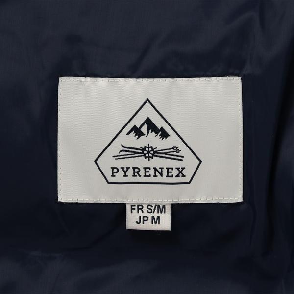 PYRENEX: KENNETH(ケネス) ダウンジャケット/シップス ジェットブルー(SHIPS JET BLUE)