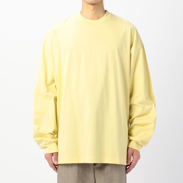 【unfil】スビンコットン ワイドスリーブTシャツ MEN/ビショップ(メンズ)(Bshop)