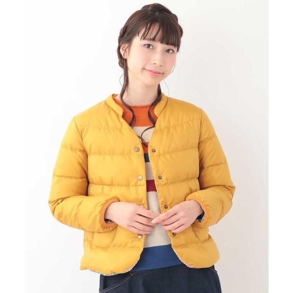 リバーシブルダウンジャケット/ホコモモラ(JOCOMOMOLA)