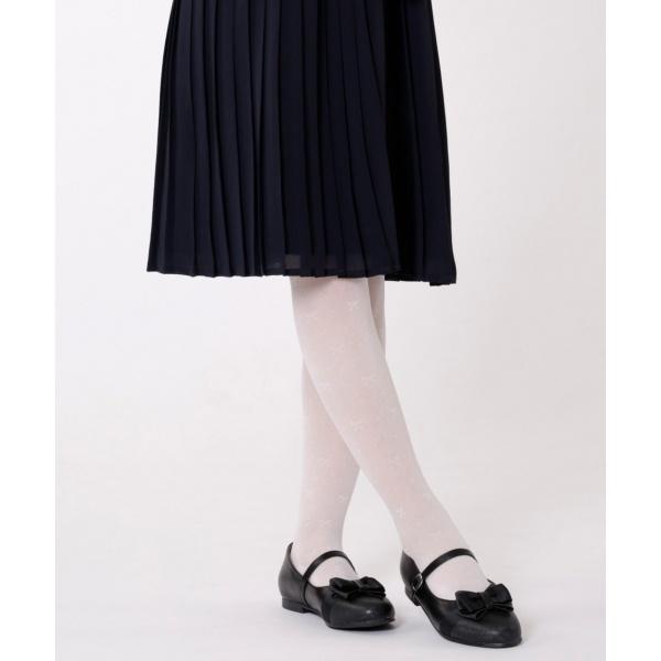 【SCHOOL雑貨】グリッターバレエシューズ (22~24cm)/組曲 キッズ(KUMIKYOKU KIDS)
